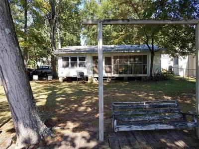 Monticello GA Single Family Home For Sale: $249,900