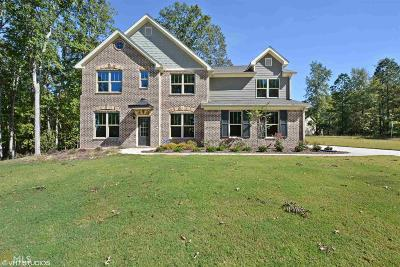 Conyers Single Family Home New: 2762 Saddle Trl #/57
