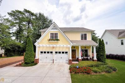 Single Family Home New: 830 Buckner Road SE