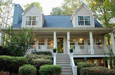 Greensboro, Eatonton Single Family Home New: 220 Loch Way
