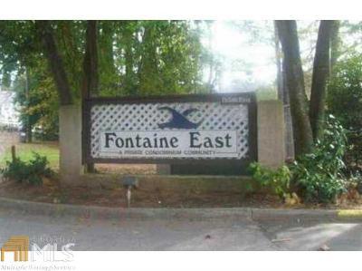Dekalb County Condo/Townhouse New: 3074 Parc Lorraine