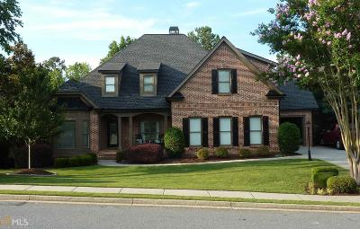 Dacula Single Family Home For Sale: 3805 Greenside