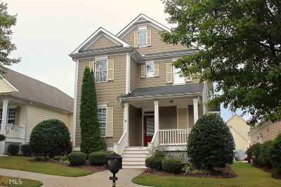 Fayetteville Single Family Home For Sale: 145 Camford Stone Path