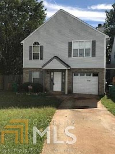Dekalb County Single Family Home New: 3655 Diamond Cir