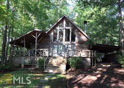 Greensboro, Eatonton Single Family Home New: 354 Possum Point Dr
