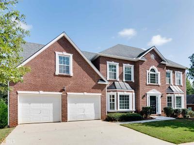 Covington Single Family Home New: 125 Stewart Glen Dr