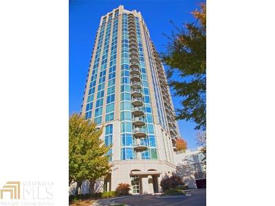 Condo/Townhouse New: 2795 Peachtree Rd #1801