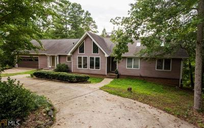 Woodstock Single Family Home For Sale: 4684 Waters Rd