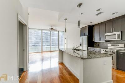 1010 Midtown Condo/Townhouse For Sale: 1080 Peachtree St #604