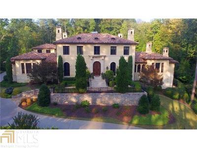 Fulton County Single Family Home New: 4875 Jett Rd