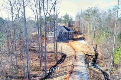 Roswell Single Family Home New: 13028 Overlook Pass