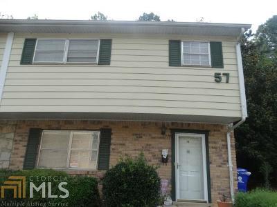 Condo/Townhouse New: 4701 Flat Shoals Rd #B 57 Uni