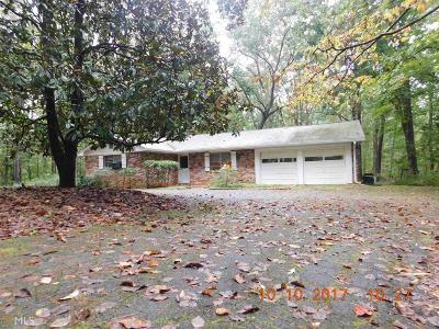 Single Family Home New: 4450 Yancey Rd