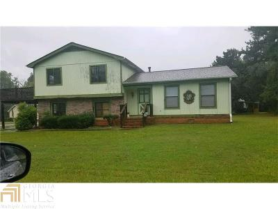Conyers Single Family Home New: 494 Sweet Water Trl
