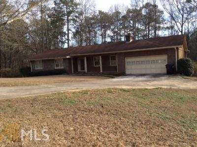 Fairburn Single Family Home For Sale: 524 Willow Creek Dr