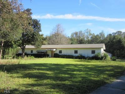 Henry County Single Family Home New: 526 Old Conyers Rd