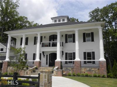 Alpharetta GA Single Family Home New: $999,990