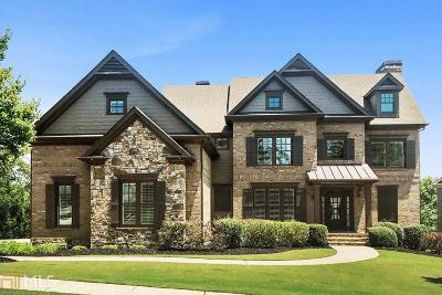 Cumming Single Family Home For Sale: 3135 Seven Oaks Dr