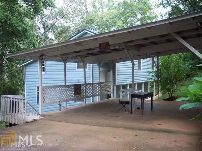 Covington Single Family Home New: 13 Ray Rd