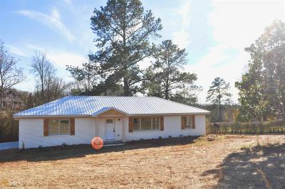 Bishop Single Family Home New: 6080 High Shoals Rd