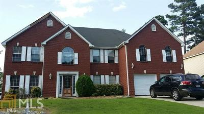 Lithonia Single Family Home New: 6698 Grey Rock Way