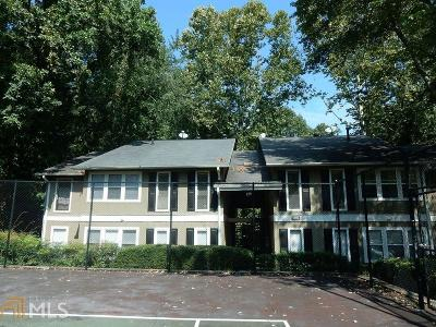 Atlanta Condo/Townhouse New: 5195 Roswell Rd #1/59