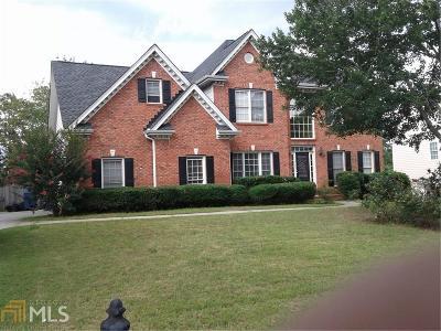 Lawrenceville GA Single Family Home New: $285,000