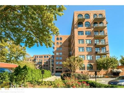Atlanta Condo/Townhouse New: 3235 Roswell Rd #516