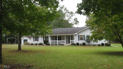 Covington Single Family Home New: 150 Dixie Ln