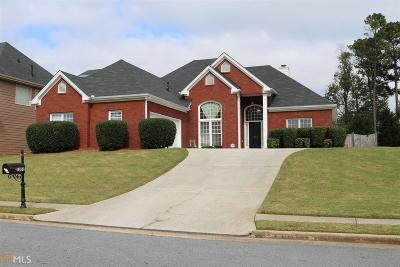 Lilburn Single Family Home For Sale: 1001 Bay Pt
