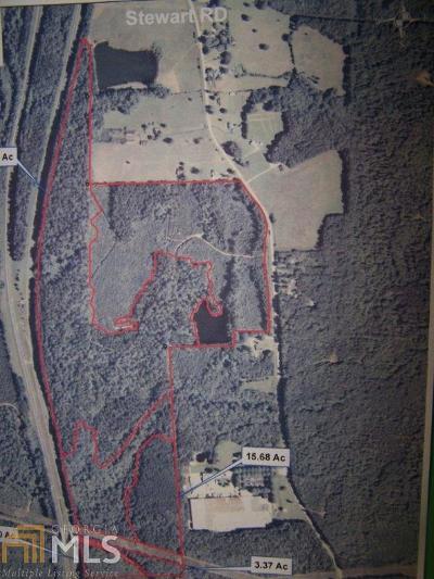 Lagrange Residential Lots & Land For Sale: Stewart Rd