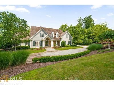 Milton Single Family Home For Sale: 880 Owens Lake Rd