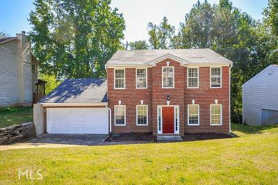 Ellenwood Single Family Home For Sale: 3597 Beacon Ct