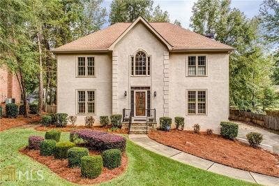 Kennesaw Single Family Home New: 158 Lakeside Dr