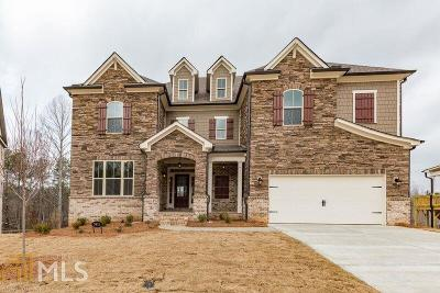 Buford Single Family Home New: 3911 Crimson Ridge Way #26