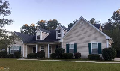 Barnesville Single Family Home For Sale: 115 Lambdin