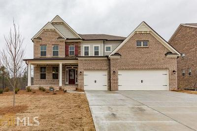 Buford Single Family Home New: 3925 Crimson Ridge Way #29