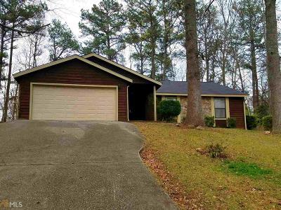 Clayton County Single Family Home New: 8552 Timberlake