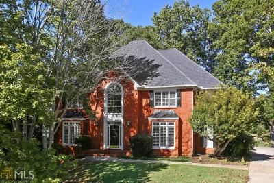 Acworth Single Family Home New: 1650 Grandwood Cir