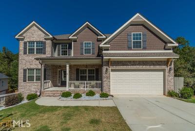 Grayson Single Family Home New: 265 Amberbrook Cir