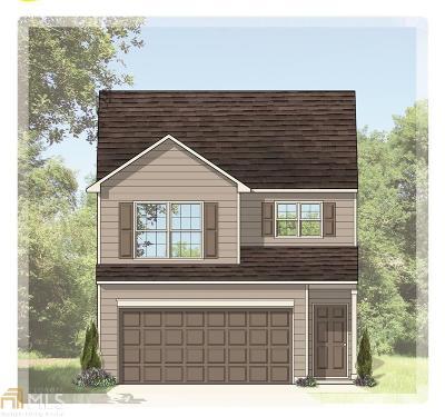 Clayton County Single Family Home New: 1567 Leonard St #166