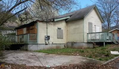 Atlanta Single Family Home New: 369 SW Delevan