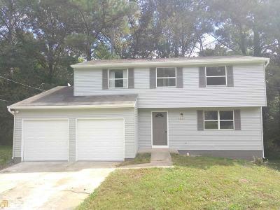 Stone Mountain Single Family Home New: 1067 S Millard Way