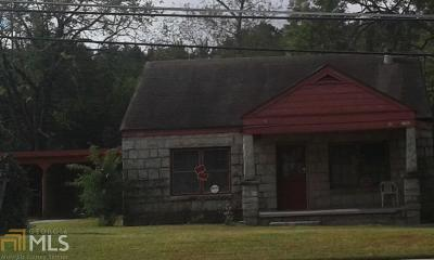 Stone Mountain Commercial For Sale: 5643 Redan Rd