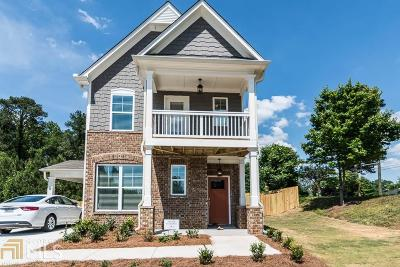 Atlanta Single Family Home New: 2022 Yellow Finch Trl