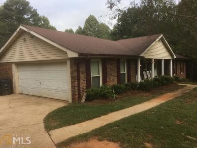 Paulding County Single Family Home New: 3602 Villa Rica Hwy