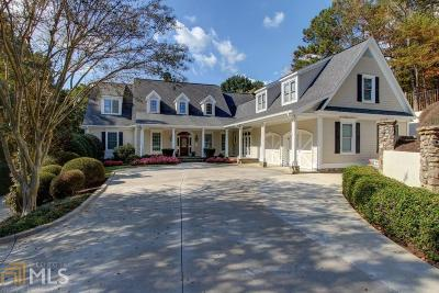 Dawson County, Forsyth County, Gwinnett County, Hall County, Lumpkin County Single Family Home New: 3555 Mill Rd