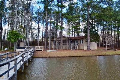 Griffin Single Family Home New: 162 Buck Trail