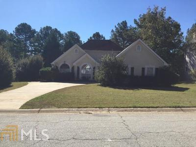 Covington Single Family Home New: 65 Wisteria Cir