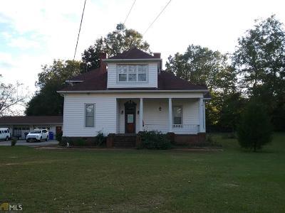 Fayetteville Single Family Home New: 545 S Jeff Davis Dr
